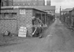 SD871099K, Ordnance Survey Revision Point photograph in Greater Manchester