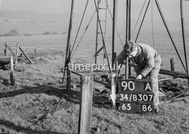 SD830790A, Ordnance Survey Revision Point photograph in Greater Manchester