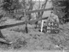 SD840664A, Ordnance Survey Revision Point photograph in Greater Manchester