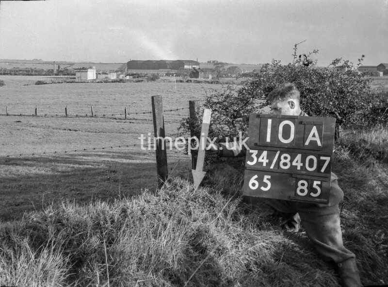 SD840710A, Ordnance Survey Revision Point photograph in Greater Manchester