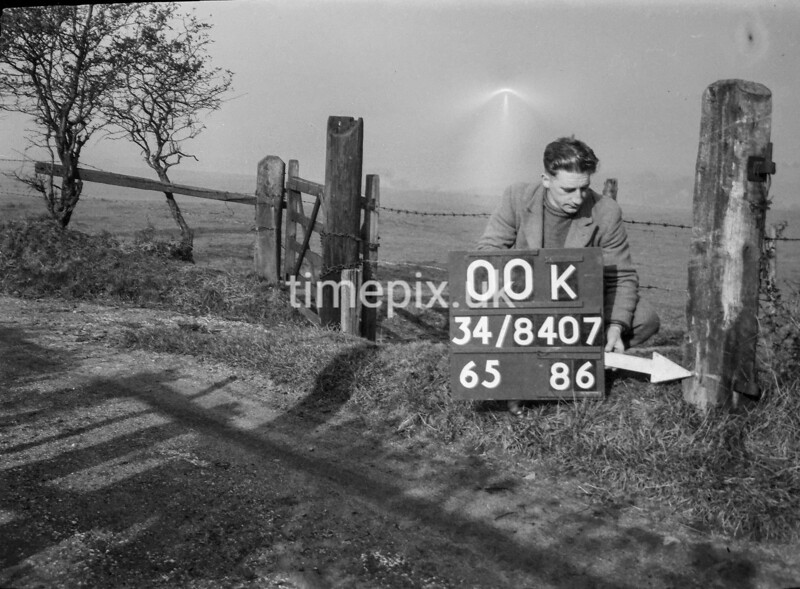 SD840700K, Ordnance Survey Revision Point photograph in Greater Manchester