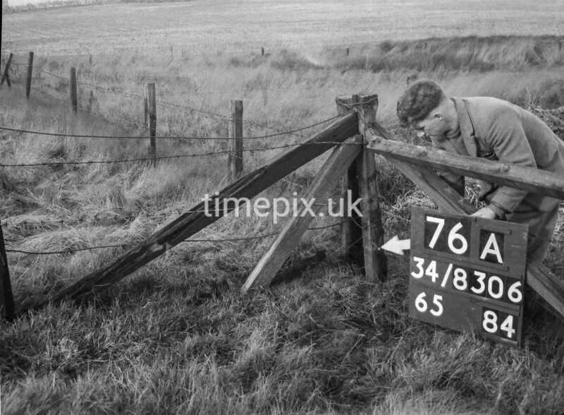 SD830676A, Ordnance Survey Revision Point photograph in Greater Manchester