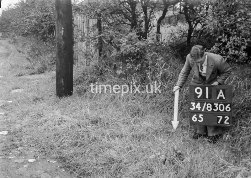 SD830691A, Ordnance Survey Revision Point photograph in Greater Manchester