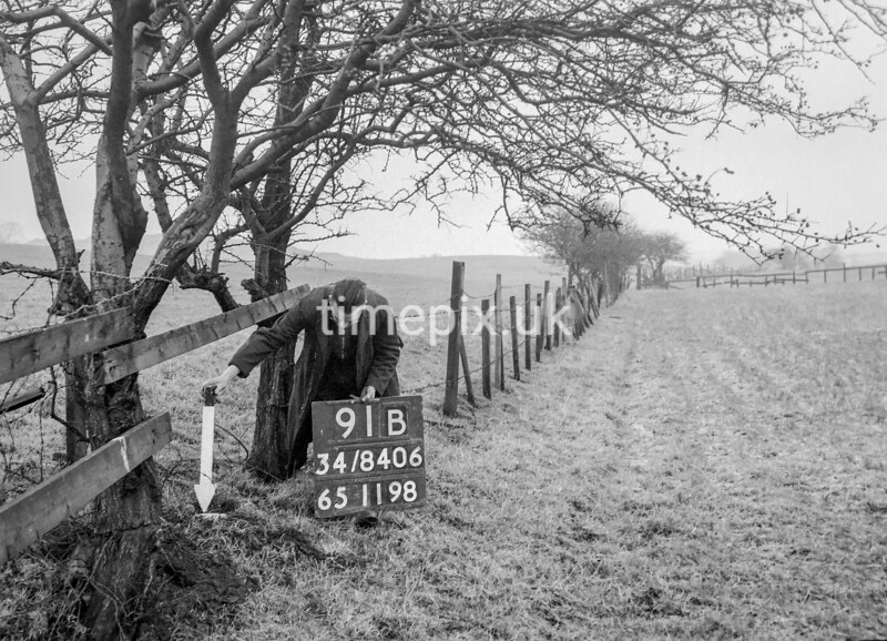 SD840691B, Ordnance Survey Revision Point photograph in Greater Manchester