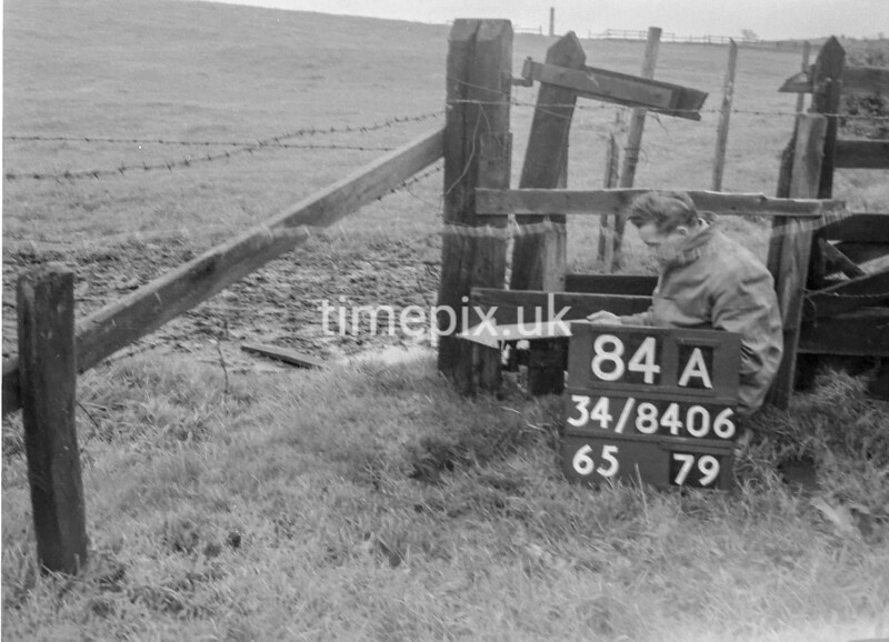 SD840684A, Ordnance Survey Revision Point photograph in Greater Manchester