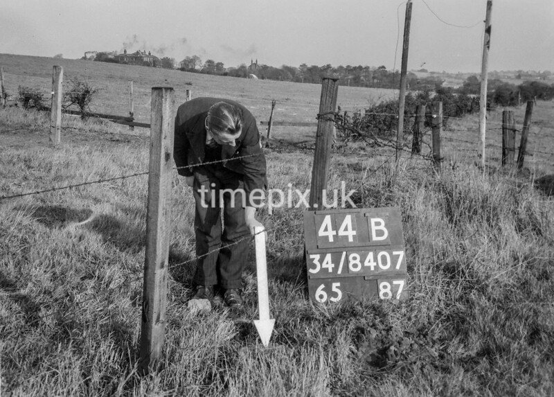 SD840744B, Ordnance Survey Revision Point photograph in Greater Manchester