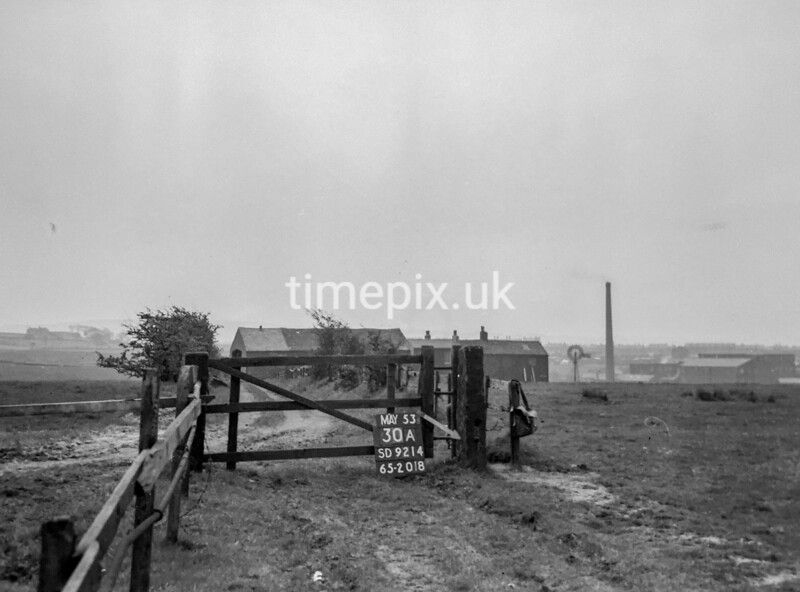SD921430A, Ordnance Survey Revision Point photograph in Greater Manchester