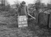 SD921205A, Ordnance Survey Revision Point photograph in Greater Manchester