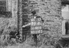 SD921771B, Ordnance Survey Revision Point photograph in Greater Manchester