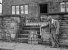 SD921658B, Ordnance Survey Revision Point photograph in Greater Manchester