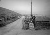 SD931591A, Ordnance Survey Revision Point photograph in Greater Manchester