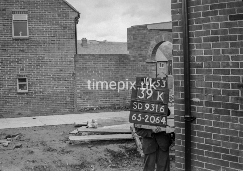 SD931639K, Ordnance Survey Revision Point photograph in Greater Manchester