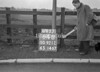 SD921264B, Ordnance Survey Revision Point photograph in Greater Manchester