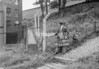 SD921791A, Ordnance Survey Revision Point photograph in Greater Manchester