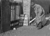 SD921239A, Ordnance Survey Revision Point photograph in Greater Manchester