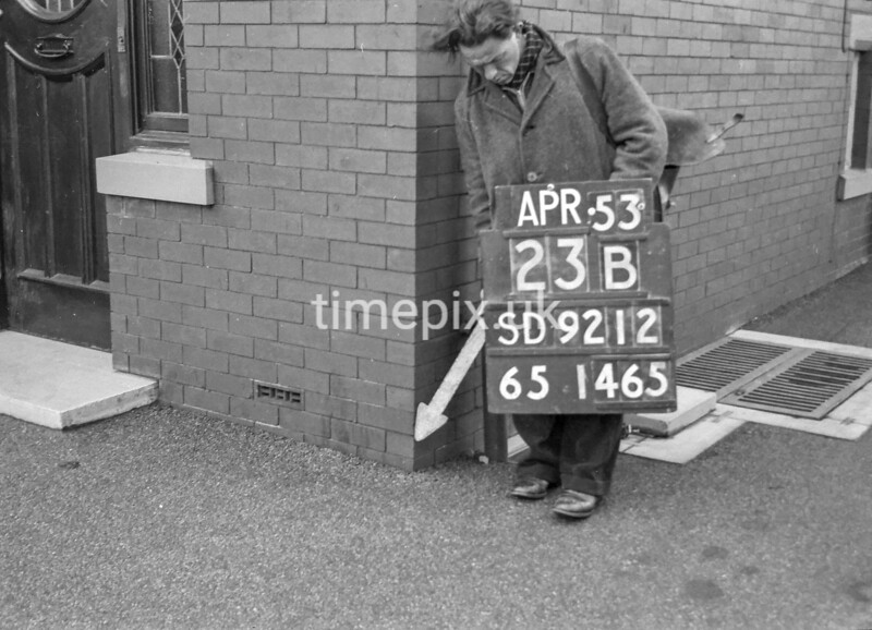 SD921223B, Ordnance Survey Revision Point photograph in Greater Manchester