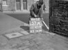 SD921257A, Ordnance Survey Revision Point photograph in Greater Manchester