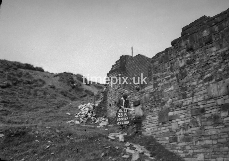 SD931725B, Ordnance Survey Revision Point photograph in Greater Manchester