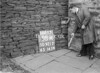 SD921258A, Ordnance Survey Revision Point photograph in Greater Manchester