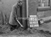SD921293B, Ordnance Survey Revision Point photograph in Greater Manchester