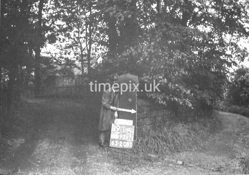 SD931791A, Ordnance Survey Revision Point photograph in Greater Manchester