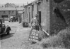 SD931672A, Ordnance Survey Revision Point photograph in Greater Manchester