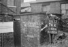 SD931674K, Ordnance Survey Revision Point photograph in Greater Manchester