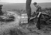 SD931286B, Ordnance Survey Revision Point photograph in Greater Manchester