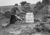 SD931280A, Ordnance Survey Revision Point photograph in Greater Manchester