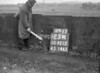 SD921223A, Ordnance Survey Revision Point photograph in Greater Manchester
