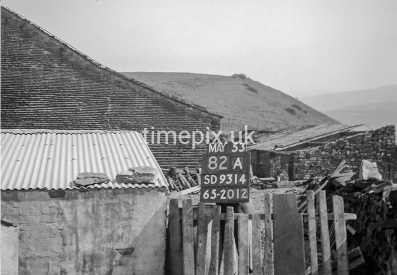 SD931482A, Ordnance Survey Revision Point photograph in Greater Manchester