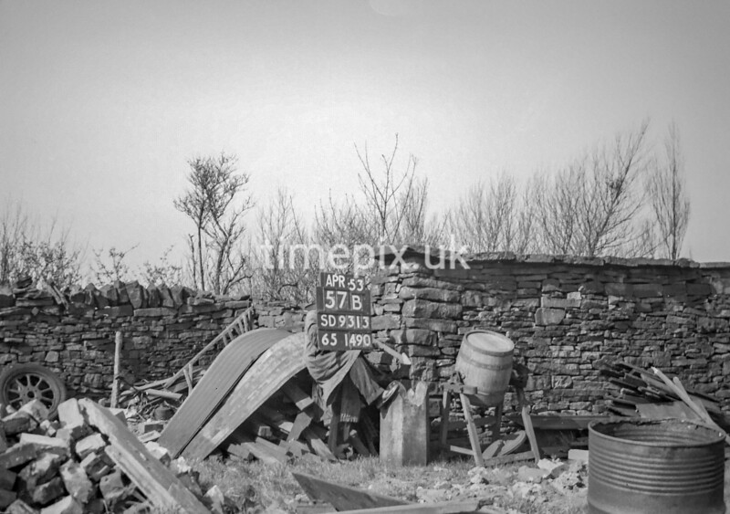 SD931357B, Ordnance Survey Revision Point photograph in Greater Manchester