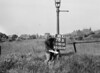 SD921578B, Ordnance Survey Revision Point photograph in Greater Manchester