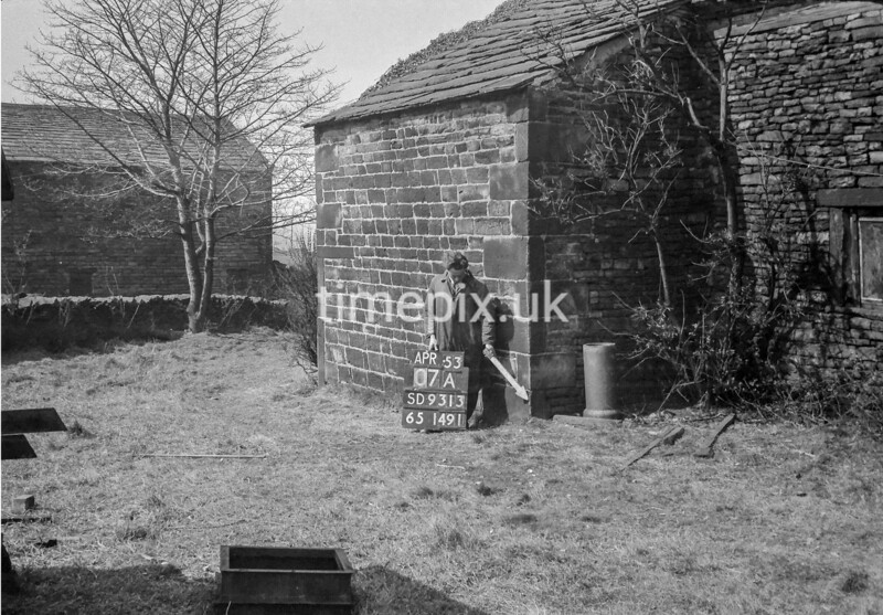 SD931307A, Ordnance Survey Revision Point photograph in Greater Manchester