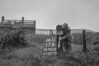 SD921617B, Ordnance Survey Revision Point photograph in Greater Manchester