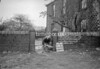 SD931424A, Ordnance Survey Revision Point photograph in Greater Manchester