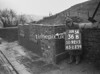 SD921536B2, Ordnance Survey Revision Point photograph in Greater Manchester