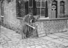 SD931651L, Ordnance Survey Revision Point photograph in Greater Manchester