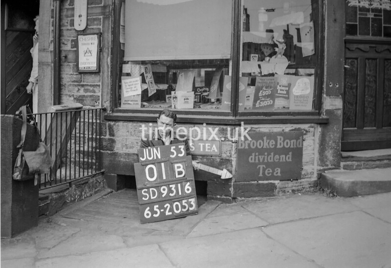 SD931601B, Ordnance Survey Revision Point photograph in Greater Manchester