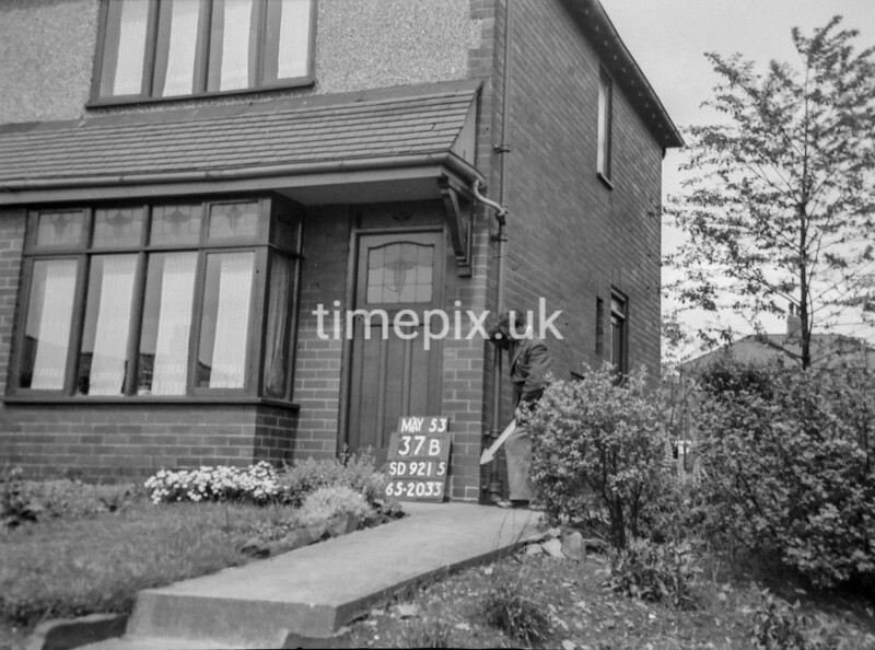 SD921537B, Ordnance Survey Revision Point photograph in Greater Manchester