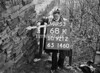 SD921268K, Ordnance Survey Revision Point photograph in Greater Manchester
