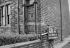 SD931660A, Ordnance Survey Revision Point photograph in Greater Manchester