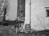 SD921350B, Ordnance Survey Revision Point photograph in Greater Manchester