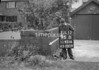 SD931696B, Ordnance Survey Revision Point photograph in Greater Manchester
