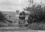 SJ989919B, Ordnance Survey Revision Point photograph in Greater Manchester