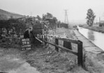 SJ979959B, Ordnance Survey Revision Point photograph in Greater Manchester