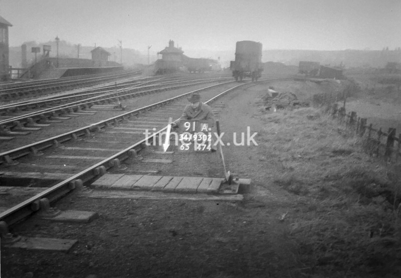 SD930291A, Ordnance Survey Revision Point photograph in Greater Manchester