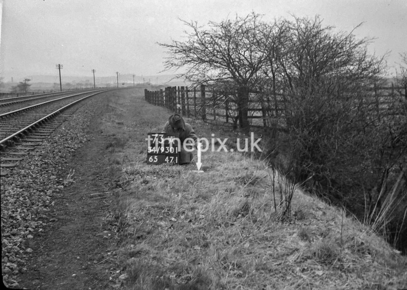 SD930173A, Ordnance Survey Revision Point photograph in Greater Manchester