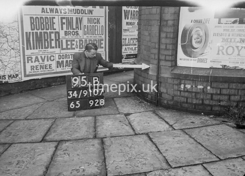 SD910795B, Ordnance Survey Revision Point photograph in Greater Manchester