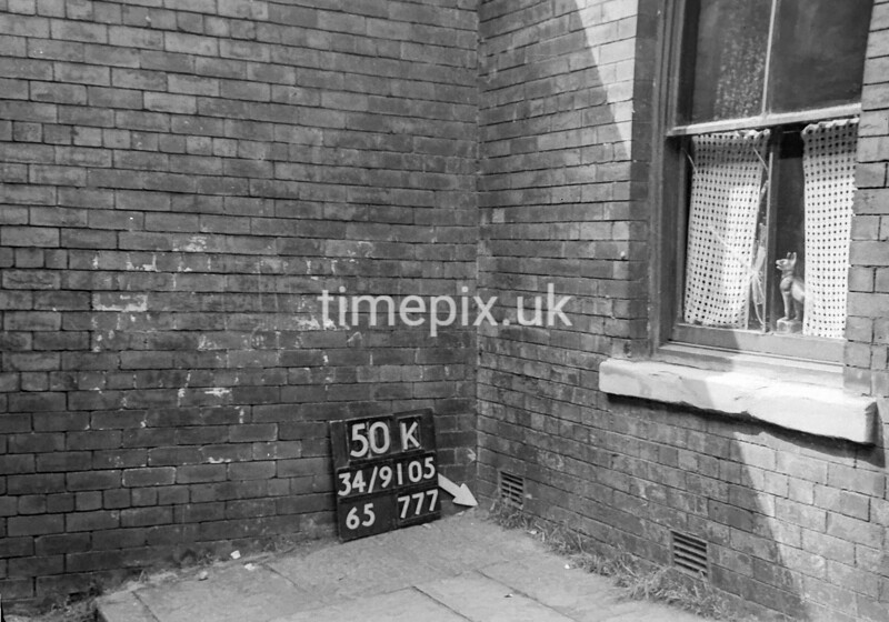 SD910550K, Ordnance Survey Revision Point photograph in Greater Manchester
